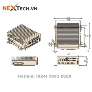 Máy tính công nghiệp MIC-7300