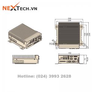 Máy tính công nghiệp MIC-7500