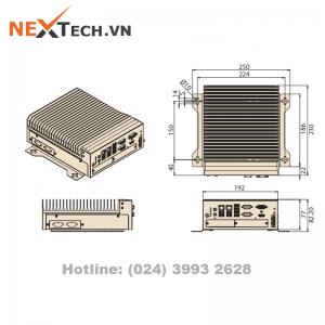 Máy tính công nghiệp MIC-770