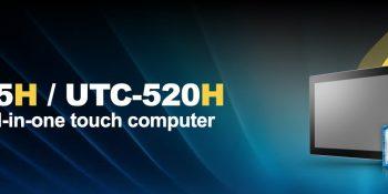 Advantech cho ra mắt máy tính công nghiệp cảm ứng đa năng UTC-500