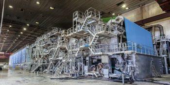 Giải pháp giám sát rung động không dây của Advantech cho các nhà máy giấy